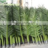SJZZY Indoor & outdoor artificial coconut tree leaves , decorative palm tree leaves