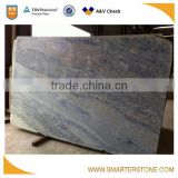 Light blue marble onyx stone slabs with wholesale price