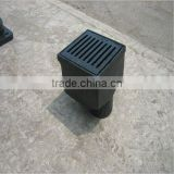 cast iron trench drain grates, sewer grate, gully grating