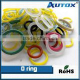 Colored viton o ring/nbr o-rings