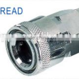 20SM nitto type quick coupling two touch two touch steel coating chrome quick coupler Steel stainless