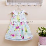 New arrival 2013 mom and bab baby girl's party dress,flower girls dress ,100% cotton woven dress,baby clothes