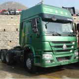 Sinotruck Howo 6*4 Tractor Truck Loading 35 Tons Capacity