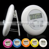 Digital Magnetic LCD Stopwatch Kitchen timer Racing Alarm Clock Stop Watch timer