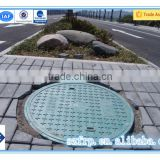 CE EN124 & SGS tested SMC Manhole Cover with Competitive price