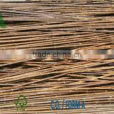 eco-friendly natural black sticks, black bamboo canes