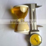 Sand Clock, Tooth Shaped Plastic Minute Sand Timer, Oil Hourglass