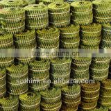 high quality wire weld coil nails