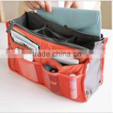 Large And Versatile Travel Make Up Bag, Promotional Cosmetic Bags With Compartmetns                                                                         Quality Choice