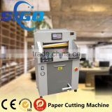 Hydraulic Electric Guillotine Paper & Plastic Cutter