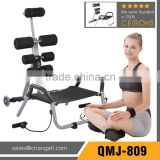 ab training machine abdominal organ total core AB fitness