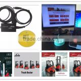 Linde Newest Full Set Truck Diagnostic Tool CanBox 3903605113 and Doctor cable (With software/With New laptop)