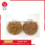 Hot Selling Good Use Natural Yellow Rubber Bands For Tie Money                                                                         Quality Choice