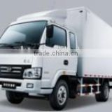 offering chinese brand new one 5 tons light truck for cargo use