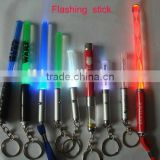 promotional concert gifts led flashlight stick,led flashing stick,hot new products for 2014 party sully led stick,led foamstick