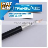 new 2016 digital coaxial audio cable rg11 with pvc insulation water resistant cable wire