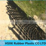 Geocells Type and HDPE Material honeycomb gravel grid