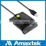 New Arrival ATM Card Reader/Writer ISO 7816 Smart Chip Card Reader
