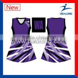 Custom Sublimation Girls Netball Skirt