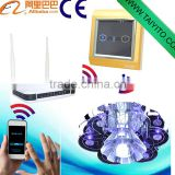 OEM wireless remote control switch, smart home switches , internet controlled power switch for lighting automation