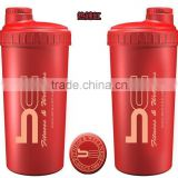 2015 hot Water Bottles Drinkware Type and Plastic,Eco-friendly PP Material protein shaker bottle bpa free