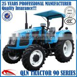 China QLN 85hp 4*4 PTO shaft NEW farm tractor(high safety)