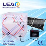 solar chest metal freezer LEAP
