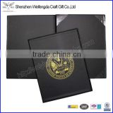 Hard Cover A4 Vinyl PVC Diploma Presentation Folder