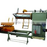 Stainless Steel Decoiling/Automatic hydraulic steel coil decoiler with coil car /5T Auto Decoiler
