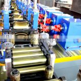 steel pipe machine welding pipe roller former line rectangular welded steel pipe roll forming machine