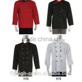 Factory Production Custom Logo Cooking Cotton Chef Uniform                                                                         Quality Choice