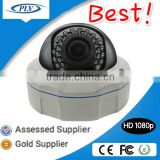Hot sale Waterproof Metal casing 1080P HD-SDI Enhanced IR Dome Camera,best hd sdi cameras