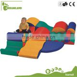 Popular daycare indoor kids used soft play equipment for sale                                                                         Quality Choice