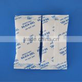 silica gel humidity absorbing packet