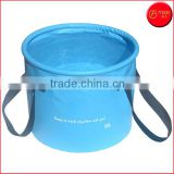 10L 16L 25L Premium Collapsible Bucket Multifunctional Folding Water Bucket -Perfect Gear For Camping, Hiking & Travel