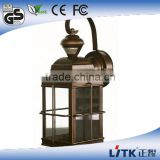 Top sale modern iron cage chandeliers/pendant light/lamp for home and hotel