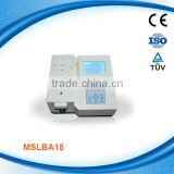 Touch screen Biochemistry analyzer (MSLBA15-M)