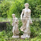 Garden ornaments life size angel statue for sale