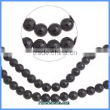 Wholesale 10mm Black Matte Agate Beads With Buddha Characters PBS-A1010