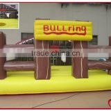inflatable rodeo bull, inflatable mechanical bull rodeo bull