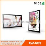 Competitive Price wall mounted information playback kiosk With IR Touch Screen with android OS