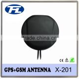 Factory price free sample high gain GPS GSM combined antenna for GPS track,car audio,navigation