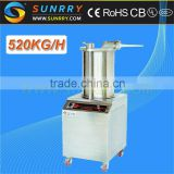 520KG/Hour Hot Sale Electric Hydraulic Sausage Stuffer(SY-SF350 SUNRRY)