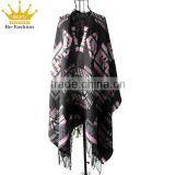 2014 NEW fashion Scarf Vegetation dyeing 100% wool scarf High-end wool scarf wholesale pashmina shawl