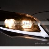 CE CCC ISO9001 certifications xenon projector with angel eyes for toyota corolla altis headlight                                                                         Quality Choice