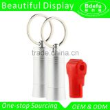 Security Magnetic Plastic peg hook Display Hook Stop Lock for stem hooks +Detacher