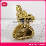 customized 3d figurine buddha figurines gold statue