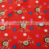 100% polyester fabric printed waterproof fabric tourism supplies fabric