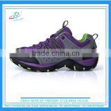Colorful breathable mesh lining hiking shoes mountain climbing boots shoes waterproof