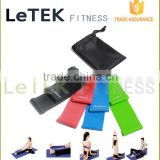 Resistance Loop Bands Set - Best Home Gym Fitness & Physical Therapy Full Body Exercise - Leg Shoulder Rehabilitation Band - Pil                                                                         Quality Choice